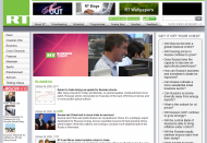 Russia Today - 24/7 English-language news channel : BusinessThumbnail